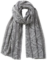 Betty And Co Betty and Co Long Woven Scarf