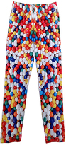 Urban Smalls Pink & Blue Gumball Toasties Leggings - Toddler & Girls