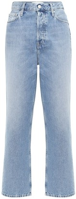 Calvin Klein Jeans Dad Cotton Denim Jeans