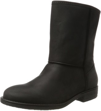 Bullboxer Womens 683e6l583 Ankle Boots Black Size: 3.5 UK