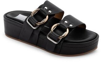Dolce Vita Cici Platform Slide Sandal