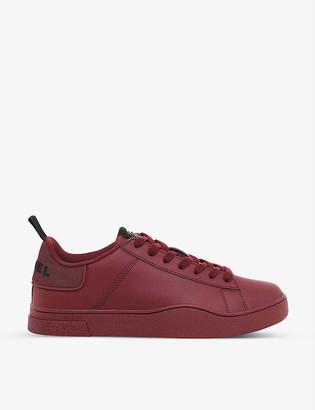 Diesel S-Clever leather low-top sneakers