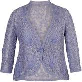 House of Fraser Chesca Lilac Lace Cornelli Jacket
