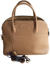 Hermes Bolide leather tote