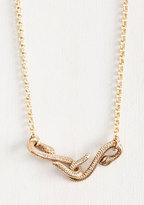 Erica Weiner Jaunty Python Necklace
