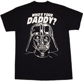 Star Wars Dath Vader Who's Your Daddy T-Shirt
