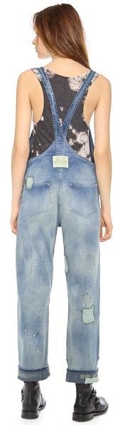 Levi's Bib & Brace Youth Wear Overalls