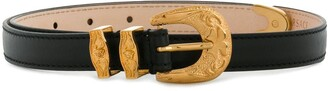 Versace Western-Inspired Belt