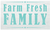 PTM Images 'Farm Fresh Family' Wrapped Canvas