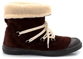 Bensimon BOOTS MONTAIN Faux Fur Cuffed Boots