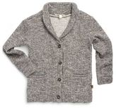 Appaman Toddler's, Little Boy's & Boy's Shelby Heathered Cardigan