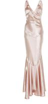 Maria Lucia Hohan Nevis Satin Slip Gown