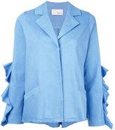 Elaidi - My Own House jacket - women - Cotton/Spandex/Elastane - 40