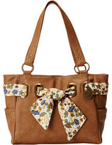 American West Bandana Signature Collection Carry All Tote
