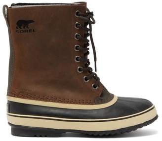 Sorel 1964 Leather Ski Boots - Mens - Brown