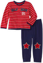 Tommy Hilfiger Boys' 2Pc Footed Pant Set
