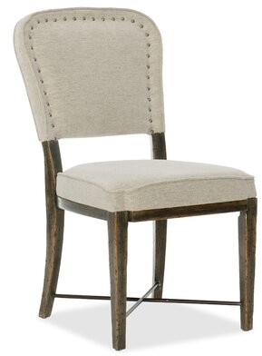 Hooker Furniture Crafted Upholstered Dining Side Chair (Set of 2