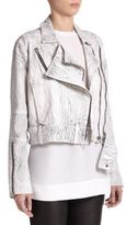 Helmut Lang Lightning Moto Jacket
