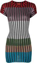 Missoni striped bodycon dress