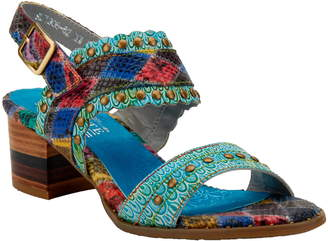 Spring Step L'Artiste by Exotic Sandal