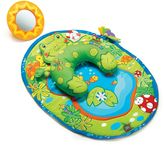 Tiny Love Frog Tummy Time Fun