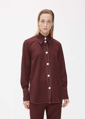 Stine Goya Long Sleeve James Button Up