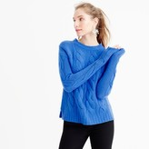J.Crew Italian cashmere cable sweater