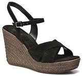 Andre Women's Friponne Strap Sandals in Black