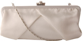 J. Furmani Women's 20251 Satin Clutch