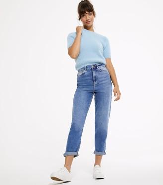 New Look Waist Enhance Tori Mom Jeans