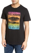 Billabong Men's Lines Graphic T-Shirt