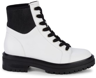Kenneth Cole New York Rhode Combat Boots