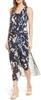 Nic+Zoe Women's Shadow Bloom Midi Dress
