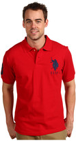 U.S. Polo Assn. Solid Polo with Big Pony