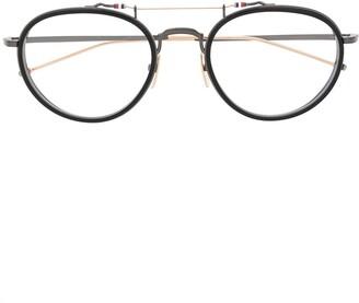 Thom Browne Eyewear round frames glasses
