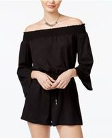 Be Bop Juniors' Off-The-Shoulder Romper