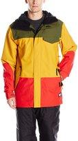 Neff Men's Trifecta Jacket