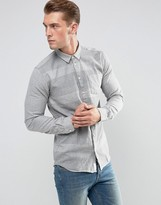 Minimum Large Stripe Casual Shirt