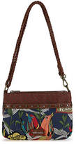 Sakroots Women's Artist Circle Campus Mini - River Peace Casual Handbags