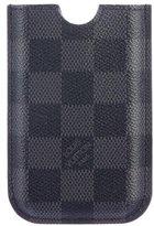 Louis Vuitton Damier Graphite iPhone 3G Phone Holder