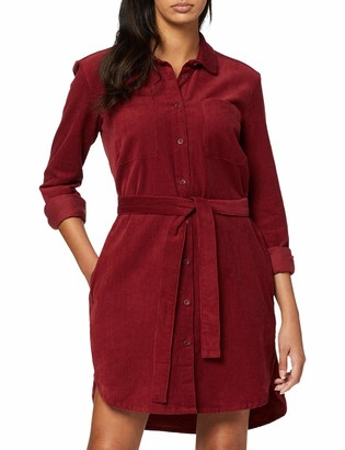 People Tree Peopletree Women's Franca Corduroy Shirt Dress