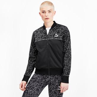 Puma Classics Women's AOP Track Jacket