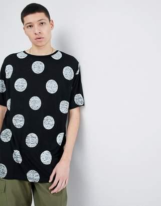 Dr. Denim Yvo T-Shirt-Black
