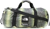 The North Face Supreme x duffle bag