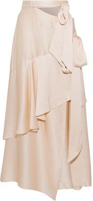 ALEXACHUNG Long skirts