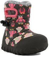 Bogs Baby B-Moc Puff Owl Winter Snow Boot