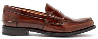 Church's Pembrey Leather Penny Loafers - Womens - Tan