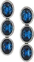 Stella McCartney embellished stone earrings