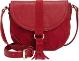 INC International Concepts Ella Saddle Bag, Only at Macy's