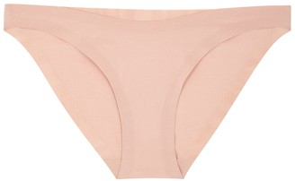 Wolford Contour Seamless Stretch-cotton Briefs